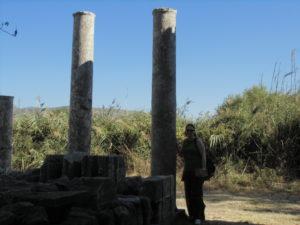 früheres Leben auf Samos
