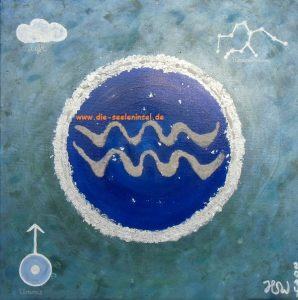 Wassermann Sternzeichenbild